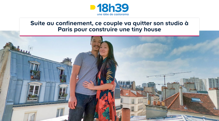 18h39 - Article Tiny housers